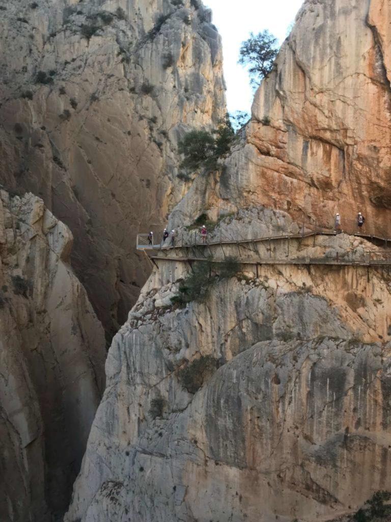 Caminito del Rey: bergpad