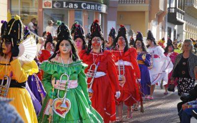Carnaval in Malaga  21 februari tot 1 maart