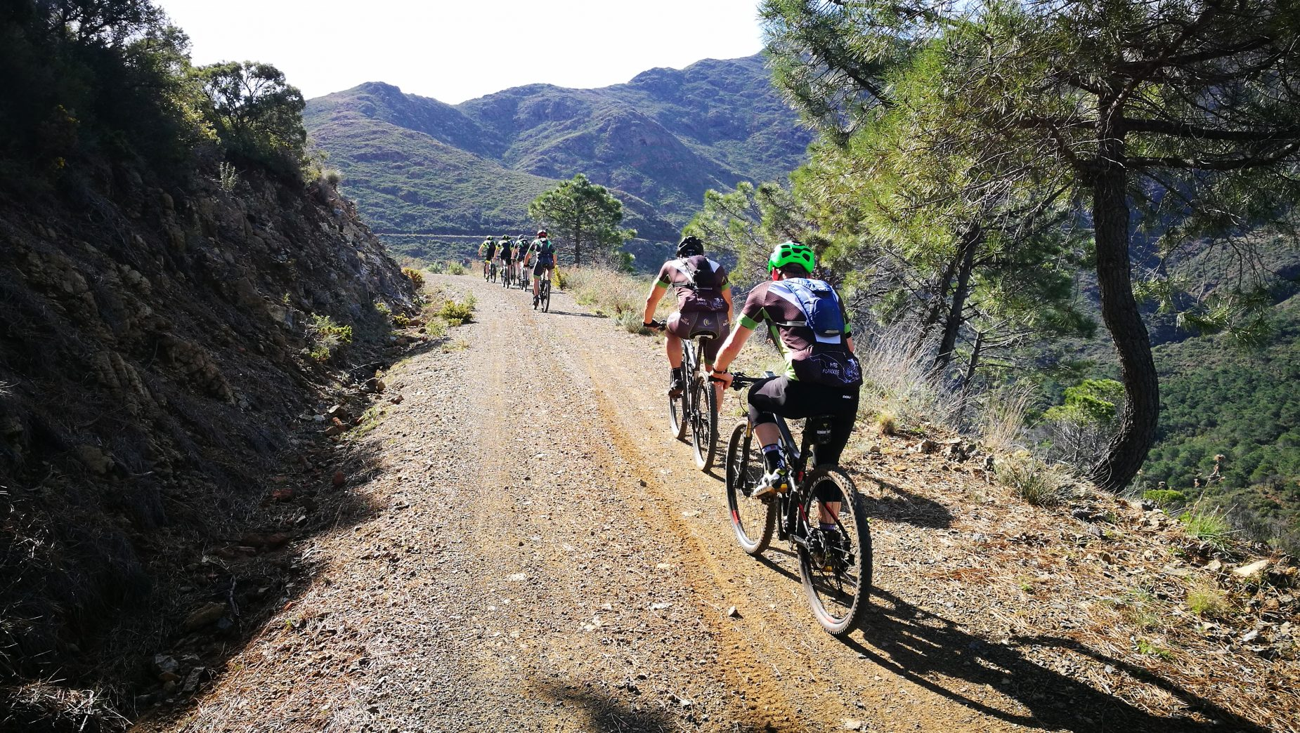 fietsen-in-Malaga-Gravel-rijden